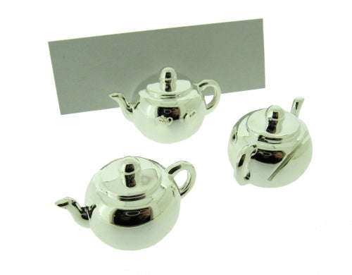 Teapot Card Holders
