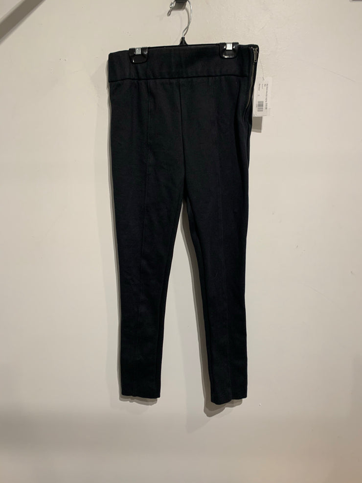 Gap Black Side Zip Legging