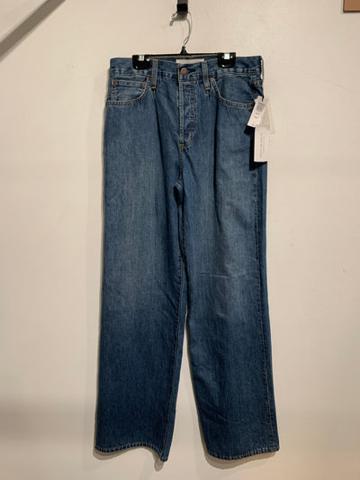 Denim Forum Wide Leg Jean