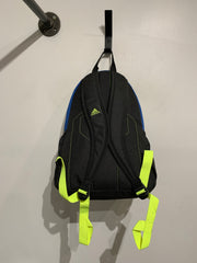 Adidas Blue/Lime Backpack