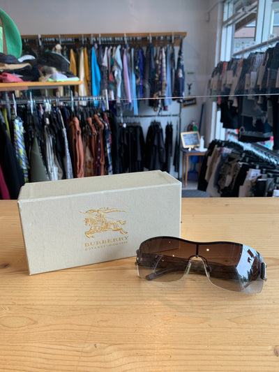 Burberry Brown Sunglasses