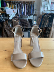 Le Chateau Beige Heel