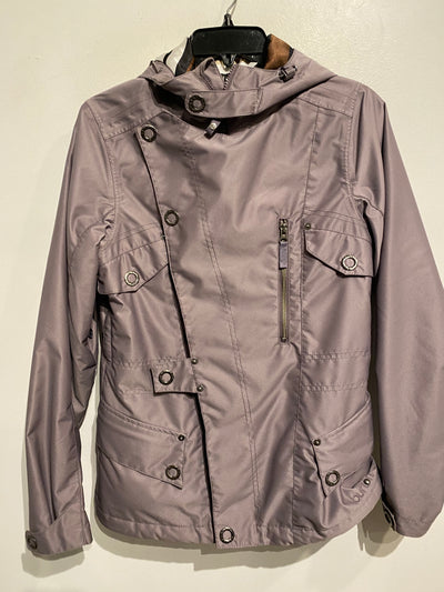 Burton Grey/Mauve Jacket