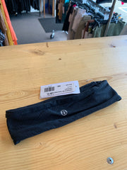 Lululemon Blk Twist Head Band
