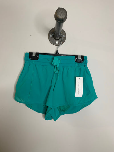 Lululemon Teal Shorts