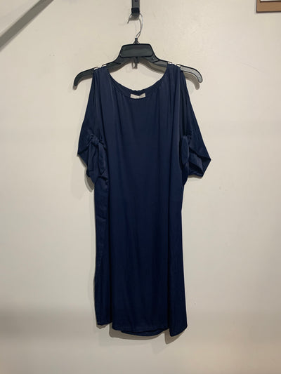 Minimum Navy Cold Shoulder