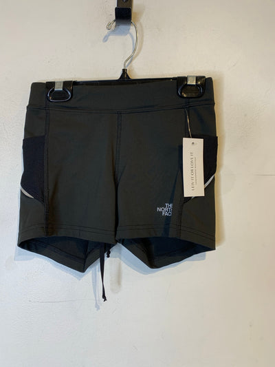 North Face Black Bike Short