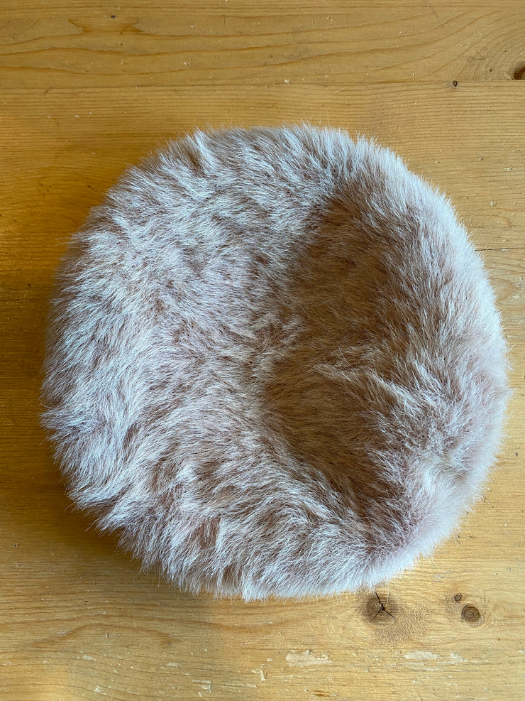ichi Tan Furry Beret