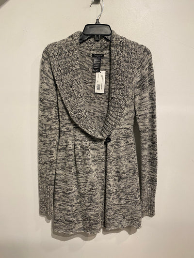 Talula Blk/Grey Knit Cardigan
