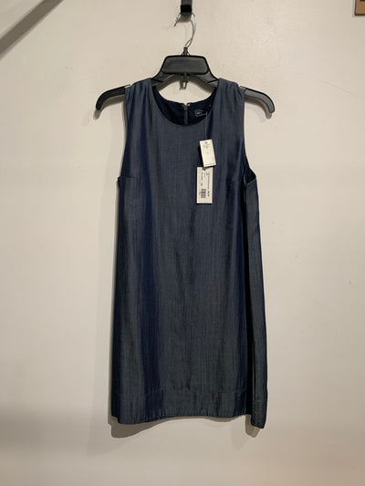 Gap Dark Chambray Dress