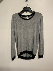 Wilfred Grey/Blk Long Sleeve