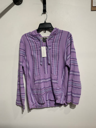 Senor Lopez Purple Baja Jacket