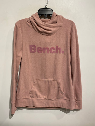 Bench Pink Fuzzy Hoodie