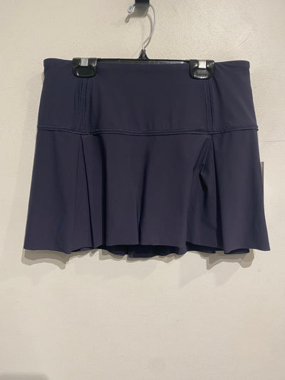 Lululemon Navy Mini Skirt