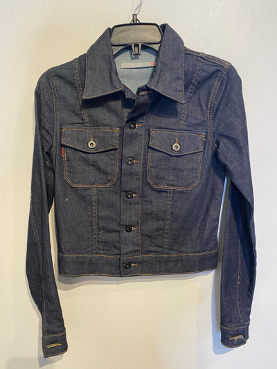!iT. Dark Wash Denim Jacket