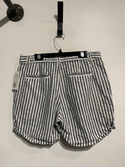 Gap Blue/White Linen Shorts