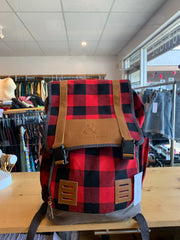 Ampersand Avenue Red Plaid