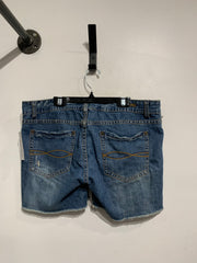 Billabong Denim Distress Short