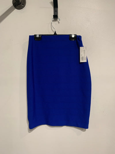 Joseph Blue Bandage Skirt