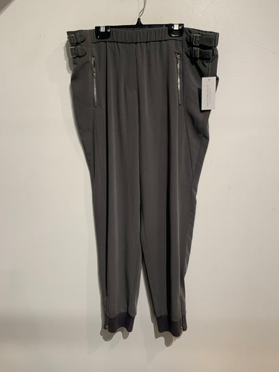 ABS Platinum Grey Tapered Pant