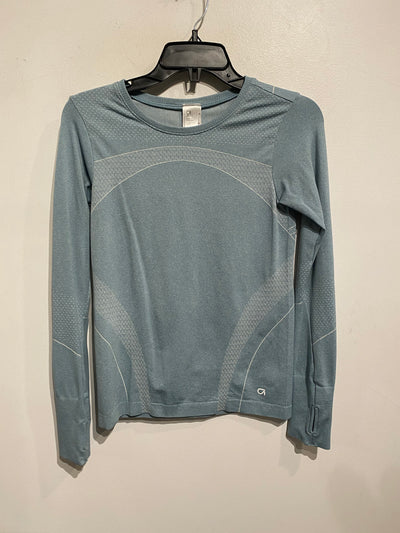 Gap Fit Blue/White Pattern L.S