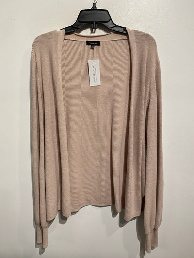 Verve Ami Light Pink Knit Open