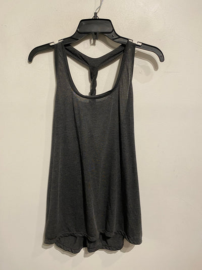 Gap Fit Dark Grey Twist Tank