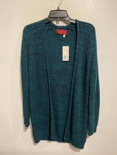 Left On Houston Teal Knit