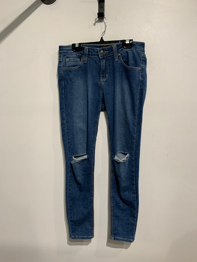 Just Black Med.Wash Jeggings