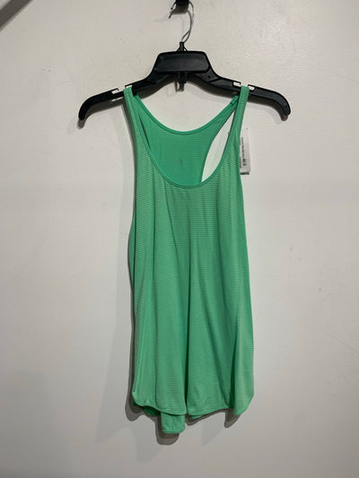 Lululemon Mint/Grey Racer Tank