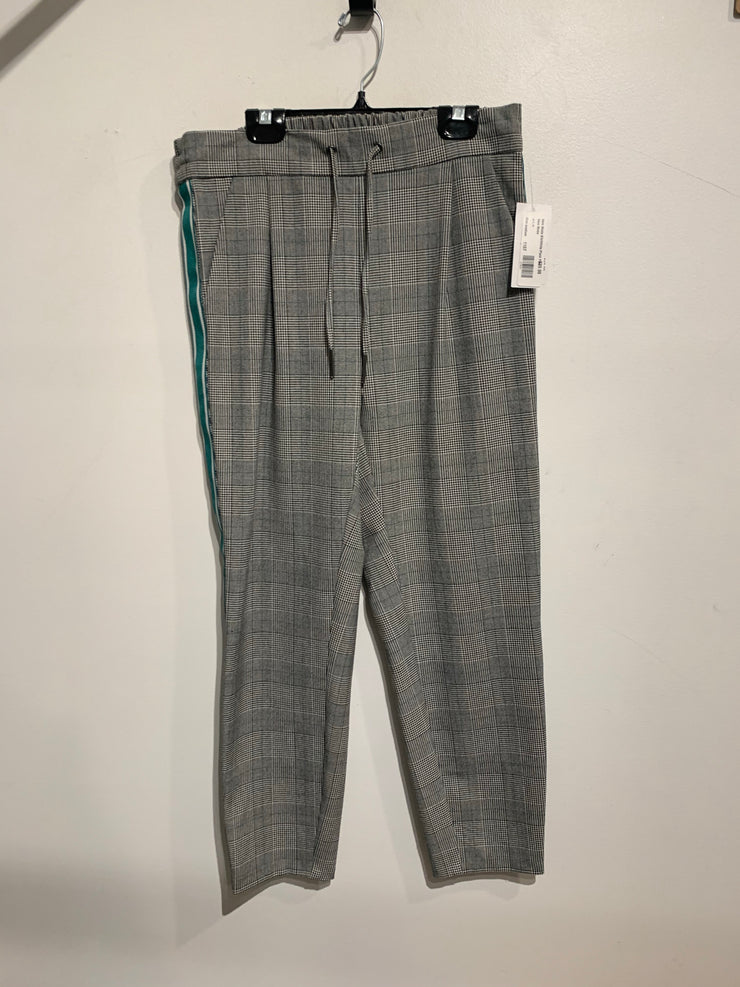 Vero Moda Blk/White Plaid Pant