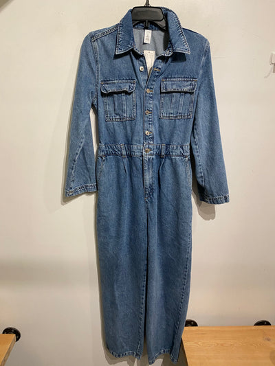 &Denim Denim Jumpsuit