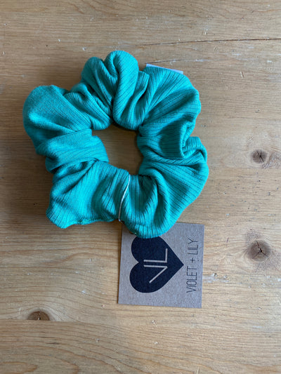 Spruce Green Scrunchie