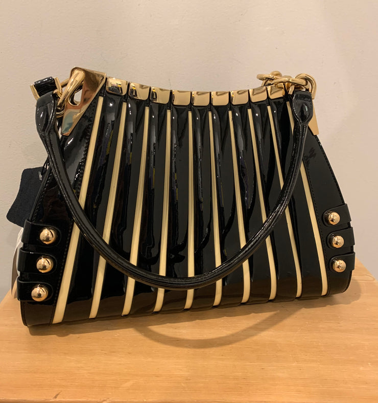 Bravo Bags Metallic black