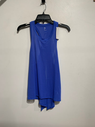 Gap Fit Blue/Sheer Stripe Tank