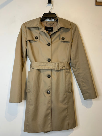 Jacob Taupe Trench