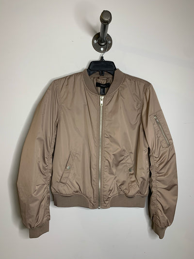 F21 Taupe Bomber