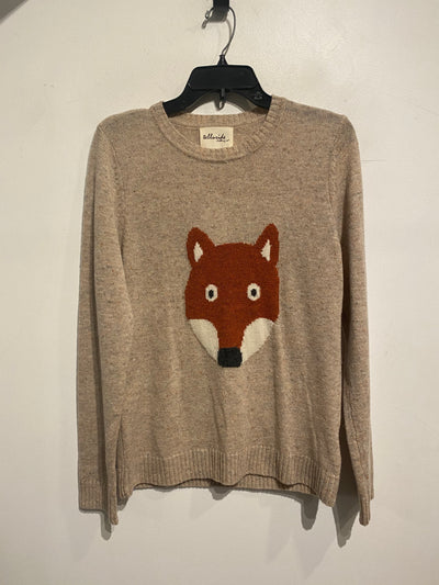Telluride Beige Fox Sweater