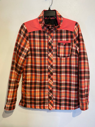 686 Pink Plaid Jacket