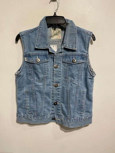Sitka Light Denim Vest