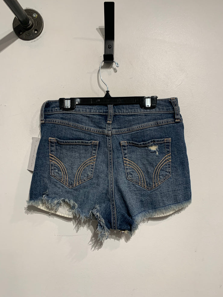 Hollister Distress Denim Short