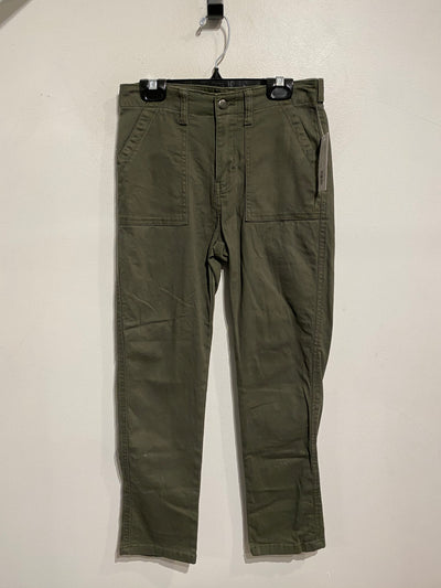 Capuccino Olive Skinny Pant