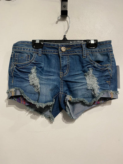 1st KissDenim/Multi Shorts