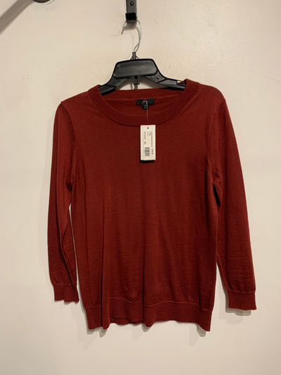 J.Crew Burgundy Sweater