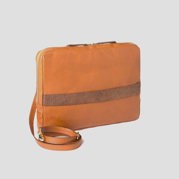 Nine to Five Tablet Tasche Leder