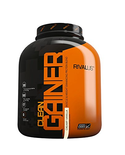 Clean Gainer Vanilla 5lb