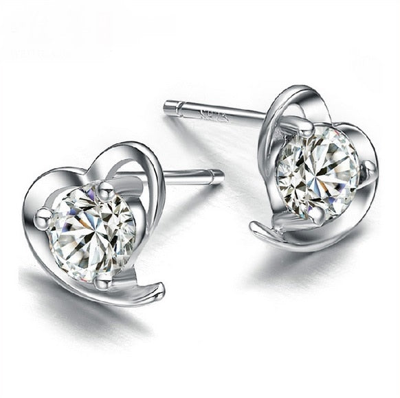 Beautiful Heart Earrings