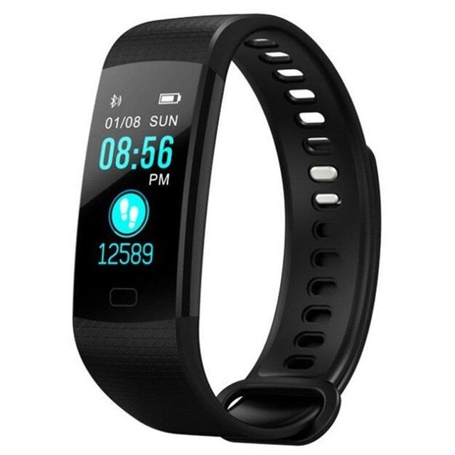 fitness tracker and smart watch