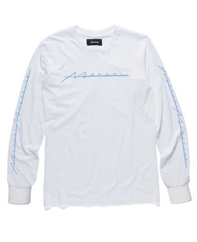 Manual Grill Long Sleeve T-shirt