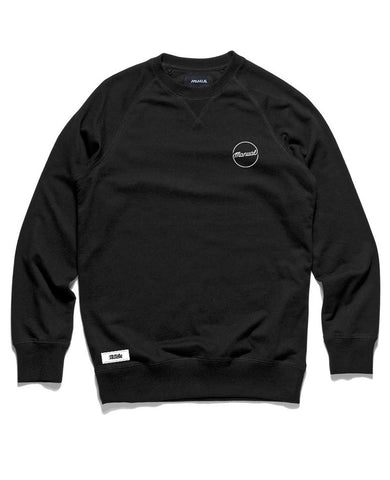 Manual Diner Embroided Crew Sweat